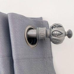 해리스 비바체 엔틱 커튼봉 25파이 4단 110440cm