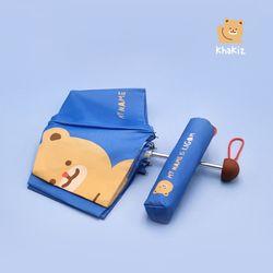 카키즈 3단 우산