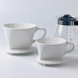 국내산 도자기드리퍼 커피 핸드드리퍼