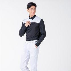 남자 여름 골퍼 깔끔 시원한 골프옷 긴팔티셔츠