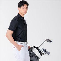 남자 20대 30대 골퍼 중년남성 기능성 골프 반팔티셔