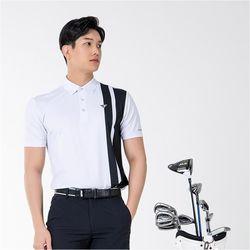 남자 20대 30대 중년남성 고기능성 깔끔 골프 반팔티