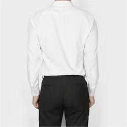 남자 회사원 직장인 깔끔한 데일리 첫출근 기본 셔츠