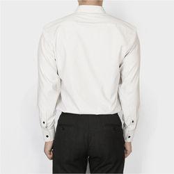남자 깔끔한 회사원 입사선물 부모님 사각체크 셔츠