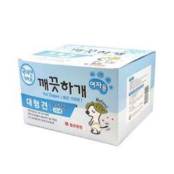 국산 강아지 기저귀 깨끗하개 여아용 L 10매 애견기저귀
