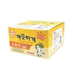 국산 강아지 기저귀 깨끗하개 여아용 S 10매 애견기저귀