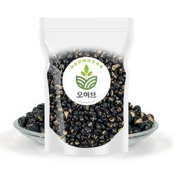 볶음서리태 500g 뻥튀기서리태 검은콩볶음 검정콩