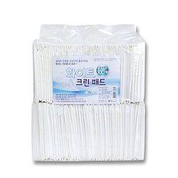 강아지 배변패드 화이트 크린패드 100매 애견배변패드