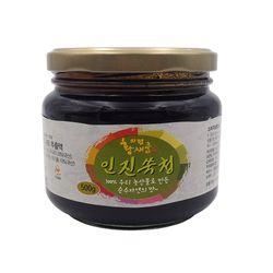 연호전통식품 전통수제 인진쑥청 500g