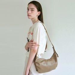 HALF MOON BAG [BROWN]