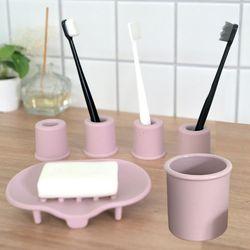소프트 실리콘 욕실용품 6종세트
