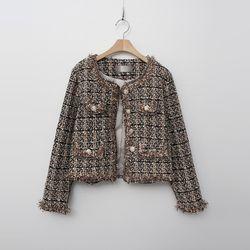 [무료배송] N Twinkle Tweed Jacket