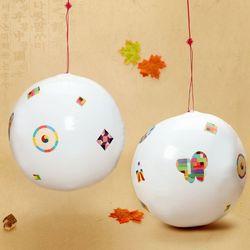 달덩이가통통통(4개)가을만들기전통만들기비치볼