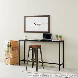N161 강화유리 홈바테이블 1800 1color