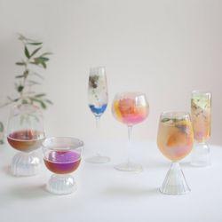 티니블랑 오로라 컵 샴페인 칵테일 와인잔 택1 내열유리
