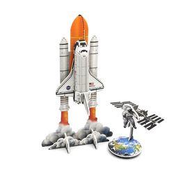 모또 3D퍼즐 우주왕복선 집콕놀이 입체퍼즐 만들기