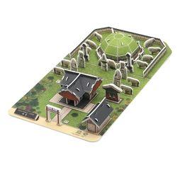 모또 3D퍼즐 조선의왕릉 태릉 집콕놀이 입체퍼즐 만들기