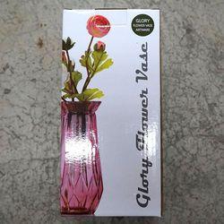 글로리 화병 대 핑크 장식소품 인테리어용품 꽃병