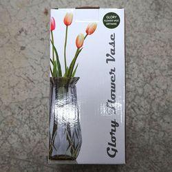 글로리 화병 대 그레이 장식소품 인테리어용품 꽃병
