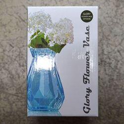 글로리 화병 소 블루 장식소품 인테리어용품 꽃병