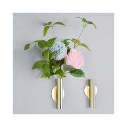 벽걸이 금속 꽃병