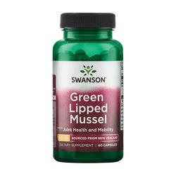 스완슨 초록잎홍합 그린립트머슬 500mg 60캡슐