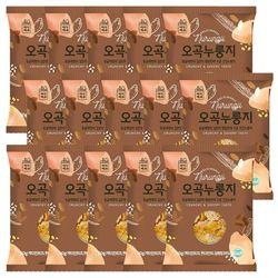 미식백과 구수한 건강 오곡 누룽지 60g x 15개