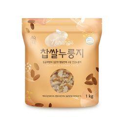 미식백과 구수한 건강 찹쌀 누룽지 1kg