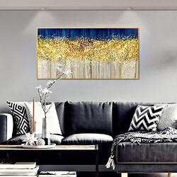 황금돈나무 아트솜 돈들어오는그림액자 대형거실액자 집들이선물