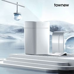 TOWNEW T1s 스마트 센서휴지통 자동비닐리셋