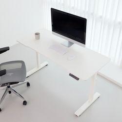 싱글모터 전동 높이조절 책상 모션데스크 1400 (셀프설치)