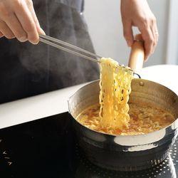 스텐 요리 핀셋 고기 주방 집게-일자형(30cm)