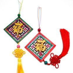NEMO 아트드림 복 노리개 장식(1개) 전통만들기
