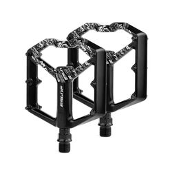 ESLNF 선수용 자전거 페달 알루미늄 경량 미끄럼방지