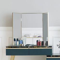PK 에크 3면 화장대거울 600