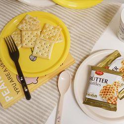 스누피 찰리브라운 접시 4P세트 캠핑