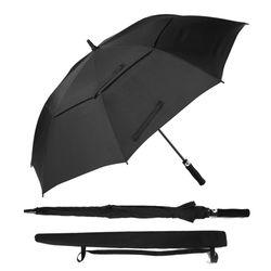 초대형 2중 통풍 자동 골프우산 VIP 의전용 장우산