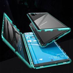 갤럭시s20 s20+ Ultra5G 풀커버 메탈 마그네틱 케이스