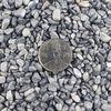 칼라스톤 은펄 3-5mm [1kg] -칼라모래 어항세팅