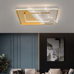 나비사각(LED)(130w) 거실등 디자인 인테리어 조명