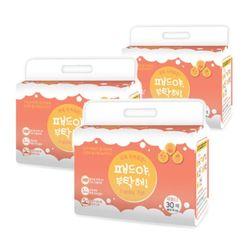패드야부탁해 배변패드 - 대형 90매(30매X3개)