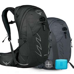 오스프리 탈론 남성용 등산 배낭 가방 백팩 22L