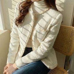 N Tweed Nico Pocket Jacket
