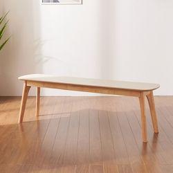 보노 1450 HPM 원목 식탁 벤치 의자 CNM111