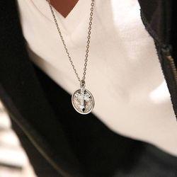 SVN-#101코인십자가목걸이(ZC204196)