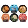 밀스원 얼큰 수육 국밥 도시락 (290gx4팩)