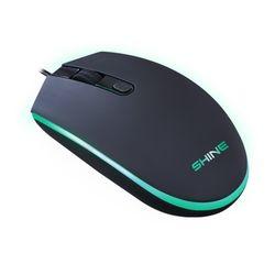 엑토 샤인 LED 게이밍 마우스 GMSC-25