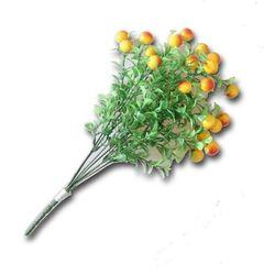 태극 앵두조화 인조꽃 조화 인테리어꽃 장식품