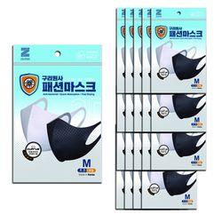 구리원사 국산 패션마스크항균섬유 마스크 M20개
