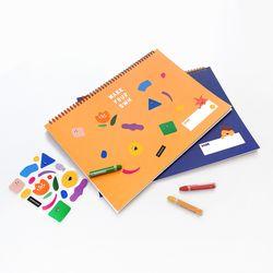 메이크유어온 스케치북